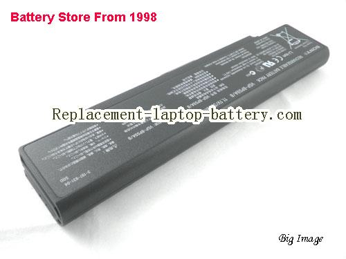image 4 for Battery for SONY VAIO VGN-NR385 Laptop, buy SONY VAIO VGN-NR385 laptop battery here