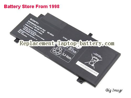 image 2 for Battery for SONY SVF15AA1LT 18SCB Laptop, buy SONY SVF15AA1LT 18SCB laptop battery here