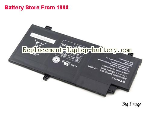 image 3 for Battery for SONY SVF15AA1LT 18SCB Laptop, buy SONY SVF15AA1LT 18SCB laptop battery here