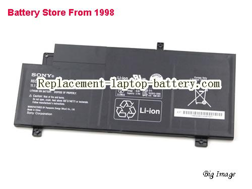 image 5 for Battery for SONY SVF15AA1LT 18SCB Laptop, buy SONY SVF15AA1LT 18SCB laptop battery here