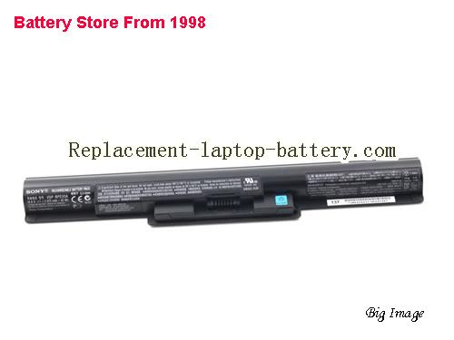 image 5 for Battery for SONY SVF154B1EL Laptop, buy SONY SVF154B1EL laptop battery here