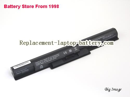 image 1 for Battery for SONY F1521V3CW Laptop, buy SONY F1521V3CW laptop battery here