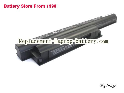 image 3 for Battery for SONY VAIO VPC-CA15FF/W Laptop, buy SONY VAIO VPC-CA15FF/W laptop battery here
