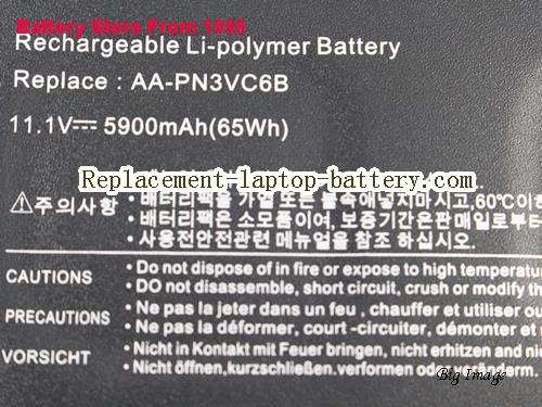 image 3 for AA-PN3VC6B, SAMSUNG AA-PN3VC6B Battery In USA