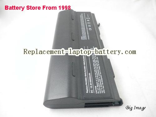 image 4 for Battery for TOSHIBA Tecra A5-S118 Laptop, buy TOSHIBA Tecra A5-S118 laptop battery here