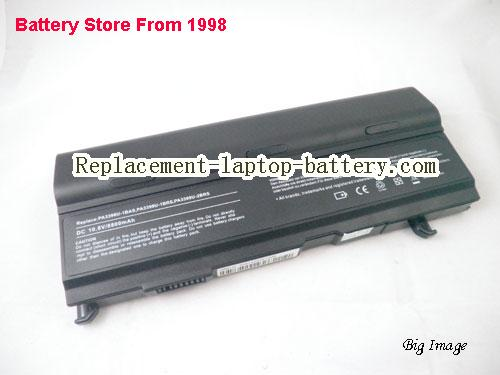 image 5 for Battery for TOSHIBA Tecra A5-S118 Laptop, buy TOSHIBA Tecra A5-S118 laptop battery here