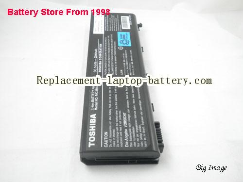 image 3 for Toshiba PA3450U-1BRS, Satellite L10 L15 L20 L25, Satellite Pro L10 Series Battery 4-cell