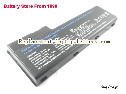 image 2 for Battery for TOSHIBA PSPA0U-0TN01M Laptop, buy TOSHIBA PSPA0U-0TN01M laptop battery here