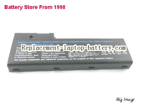 image 5 for Battery for TOSHIBA PSPA0U-0TN01M Laptop, buy TOSHIBA PSPA0U-0TN01M laptop battery here