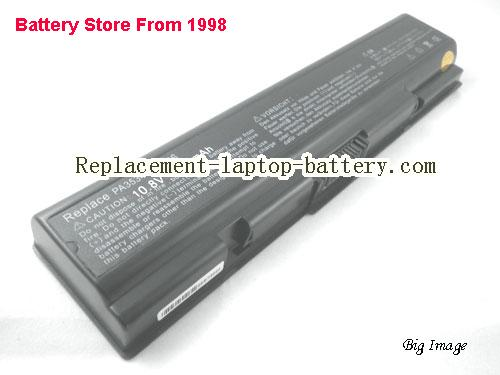 image 5 for Battery for TOSHIBA L300-EZ1004X Laptop, buy TOSHIBA L300-EZ1004X laptop battery here