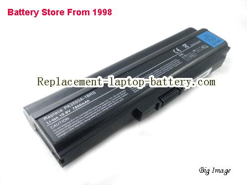 image 1 for PA3593A-1BRS, TOSHIBA PA3593A-1BRS Battery In USA