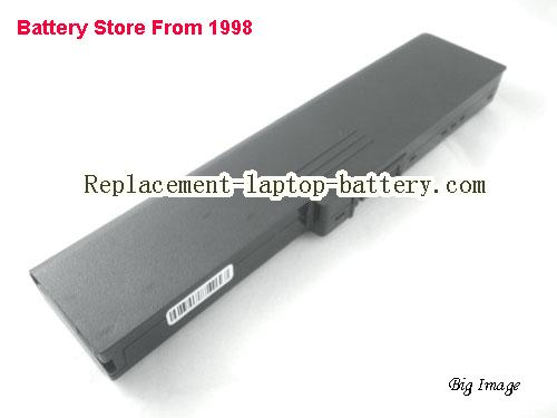 image 3 for Battery for TOSHIBA Dynabook Satellite U500 Laptop, buy TOSHIBA Dynabook Satellite U500 laptop battery here
