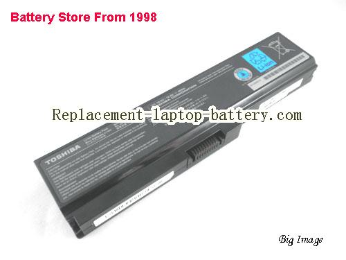 image 1 for Battery for TOSHIBA T115D-S1125 Laptop, buy TOSHIBA T115D-S1125 laptop battery here