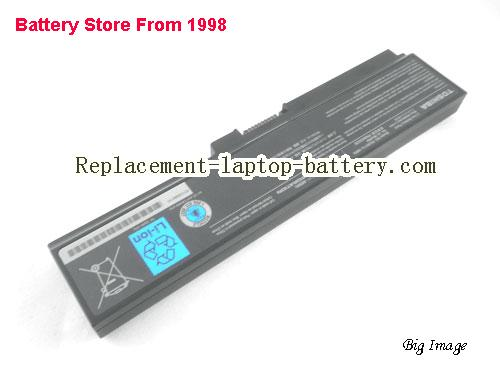 image 2 for Battery for TOSHIBA C655D-S5136 Laptop, buy TOSHIBA C655D-S5136 laptop battery here
