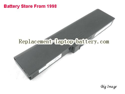 image 3 for Battery for TOSHIBA C655D-S5136 Laptop, buy TOSHIBA C655D-S5136 laptop battery here