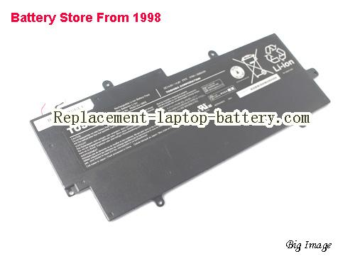 image 3 for Toshiba PA5013U-1BRS Battery for Ultrabook Z830 Z835, 47Wh