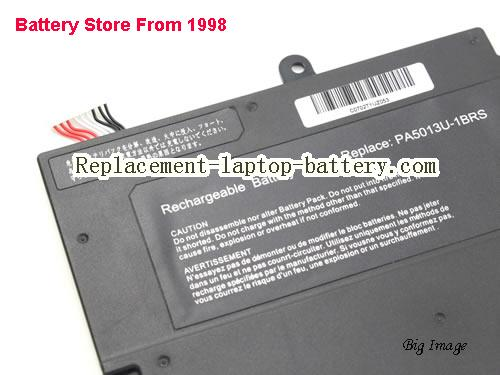 image 1 for Battery for TOSHIBA Portege Z830-10N Laptop, buy TOSHIBA Portege Z830-10N laptop battery here
