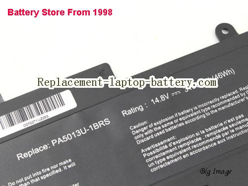 image 2 for PA5013U-1BRS, TOSHIBA PA5013U-1BRS Battery In USA