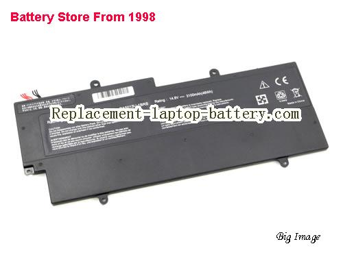 image 5 for Battery for TOSHIBA Portege Z830-10N Laptop, buy TOSHIBA Portege Z830-10N laptop battery here
