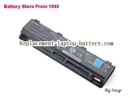image 3 for Battery for TOSHIBA C805-S22B Laptop, buy TOSHIBA C805-S22B laptop battery here