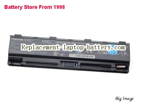 image 5 for Battery for TOSHIBA C805-S22B Laptop, buy TOSHIBA C805-S22B laptop battery here