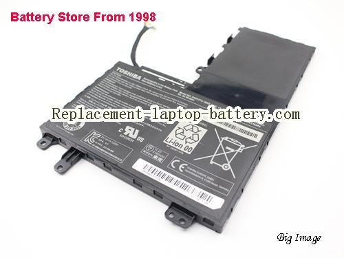 image 1 for Battery for TOSHIBA Satellite E45T Laptop, buy TOSHIBA Satellite E45T laptop battery here