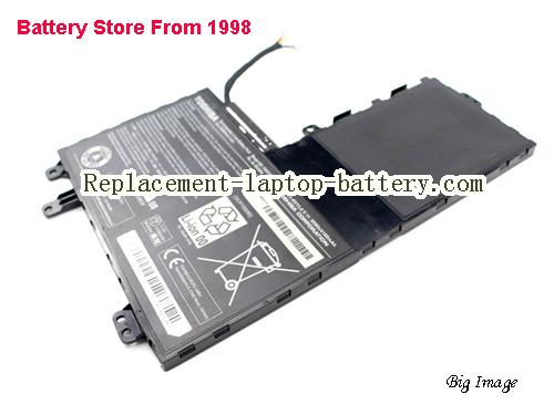 image 2 for Battery for TOSHIBA Satellite E45T Laptop, buy TOSHIBA Satellite E45T laptop battery here