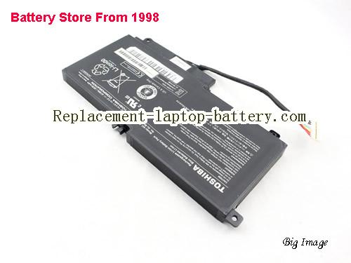 image 4 for Battery for TOSHIBA Satellite P50. 01600l Laptop, buy TOSHIBA Satellite P50. 01600l laptop battery here