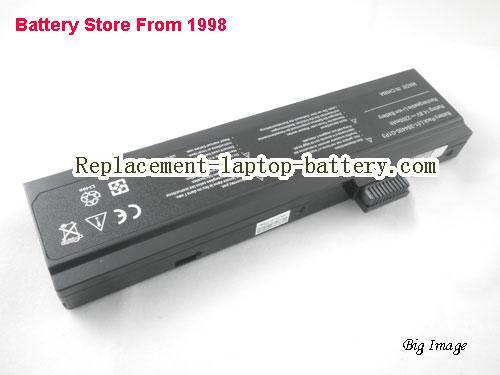 image 4 for Battery for UNIWILL 7109B Laptop, buy UNIWILL 7109B laptop battery here