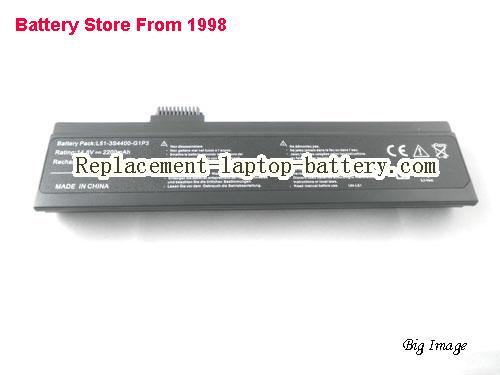 image 5 for L51-4S2000-C1L1, FUJITSU-SIEMENS L51-4S2000-C1L1 Battery In USA