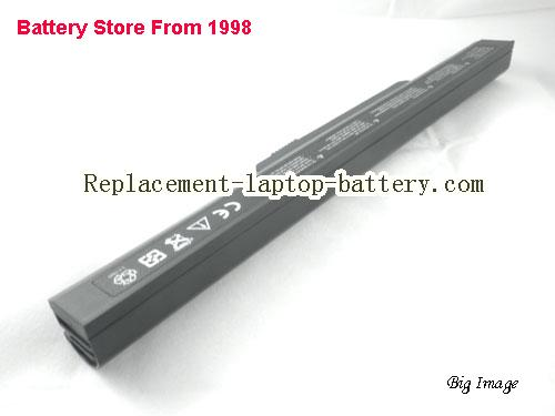 image 2 for Battery for HASEE W231S Laptop, buy HASEE W231S laptop battery here