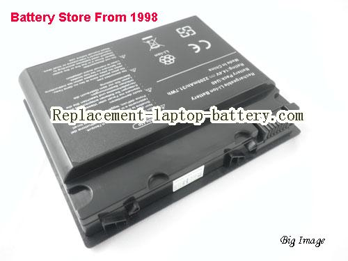 image 2 for Battery for UNIWILL U50SI2 Laptop, buy UNIWILL U50SI2 laptop battery here